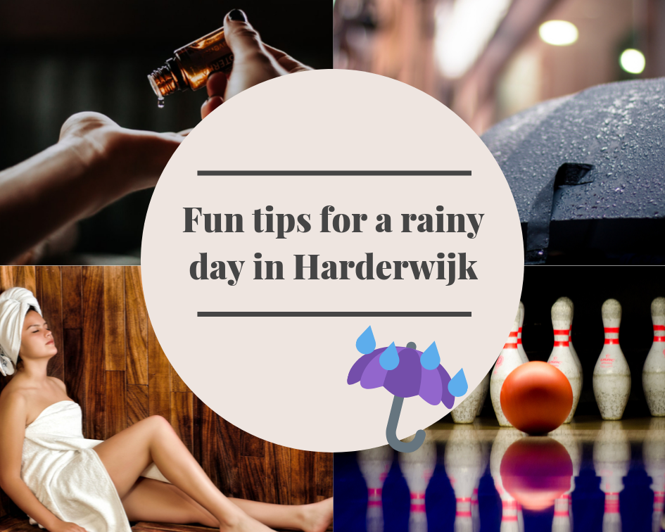 fun tips for a rainy day in Harderwijk